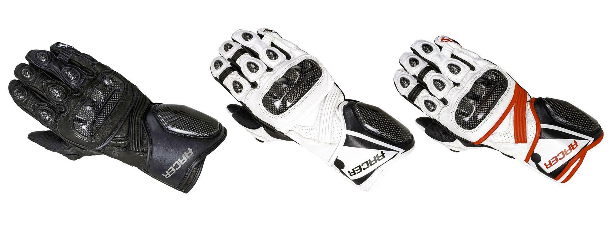 3 different colour options in which the Hi Per gloves are available